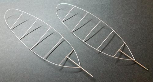 Evan Guyett's F1D no-spar propeller frames 500