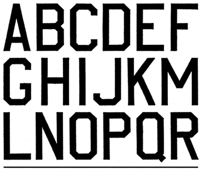 Weeks airplane font1 400