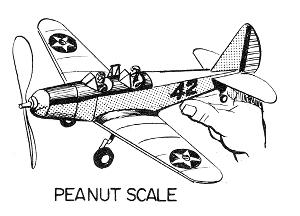 Peanut Scale 300