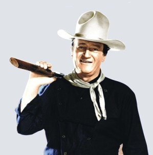 John Wayne 400
