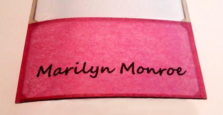 Marilyn wing tip