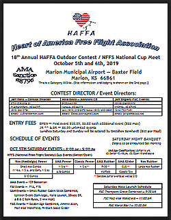 2019 HAFFA Marion Contest Flyer thumb