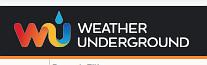 Weather Underground button
