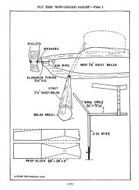 Bow-Legged Sailor - Plate 1