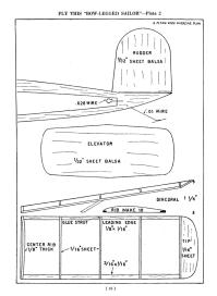 Bow-Legged Sailor - Plate 2