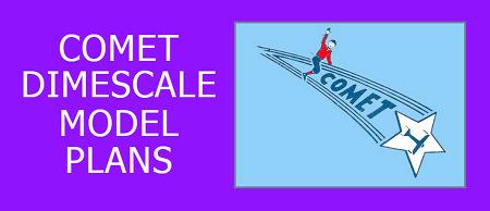 Comet Dimescale Model Plans