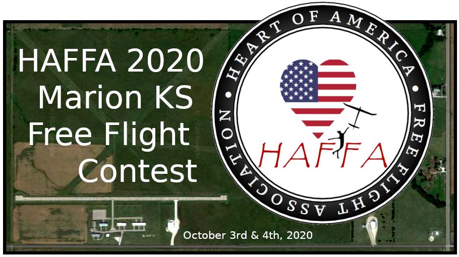 HAFFA 2020 Marion KS Free Flight Contest